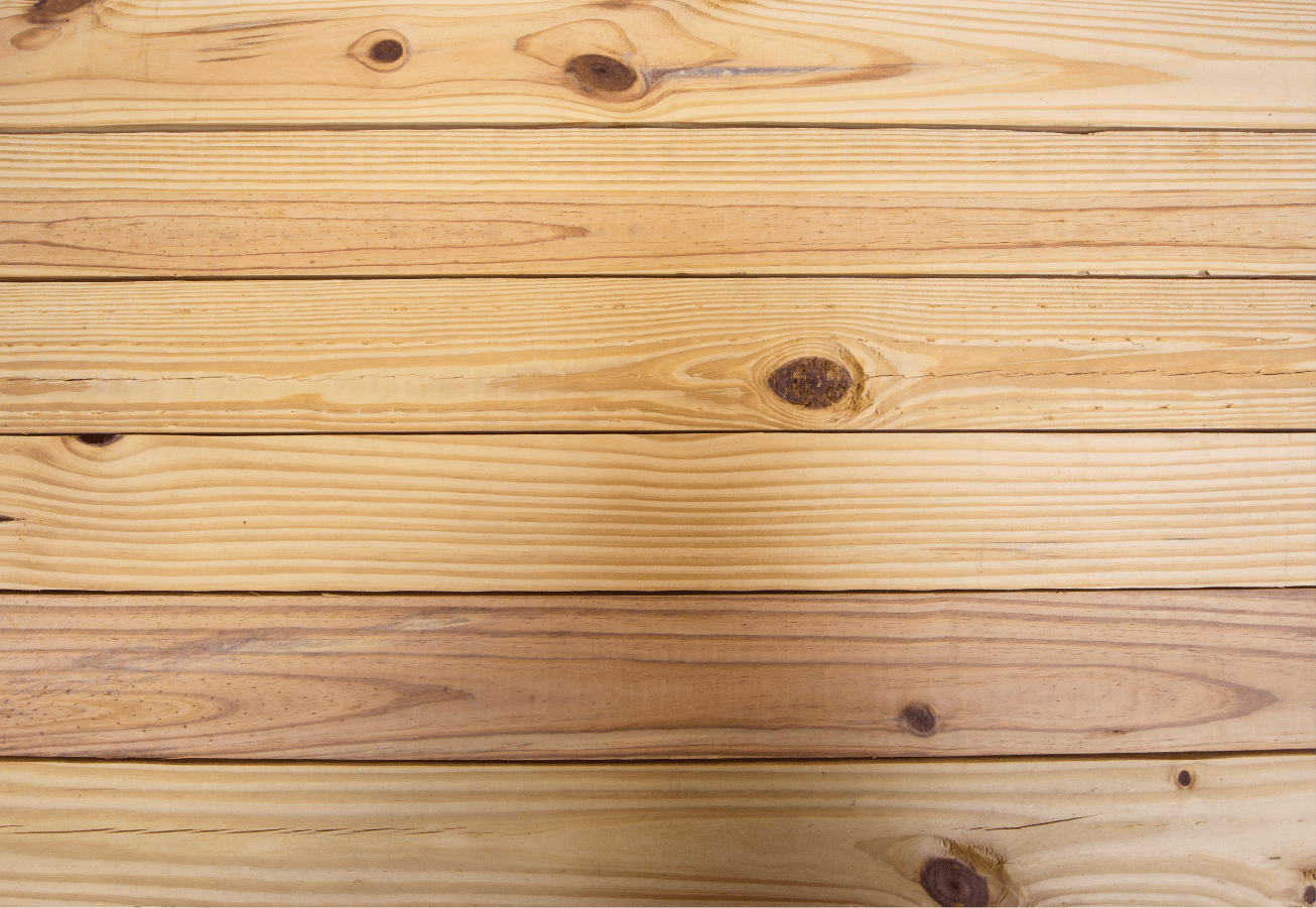 close up of light wood